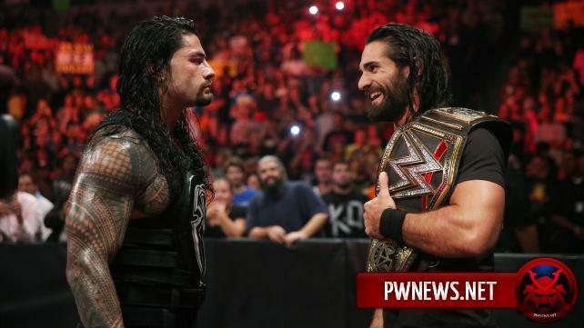 WWE не паниковали из-за травмы Сэта Роллинса