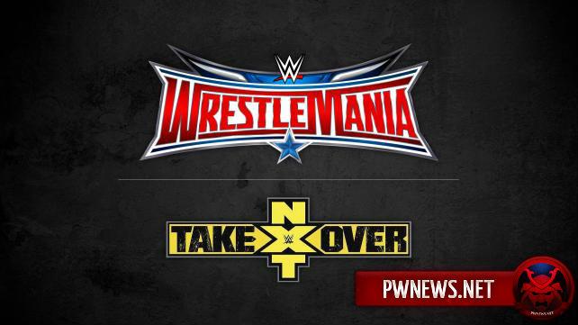 NXT TakeOver отправляется в Даллас!