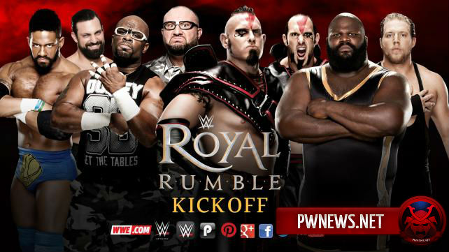 Kickoff Royal Rumble 2016