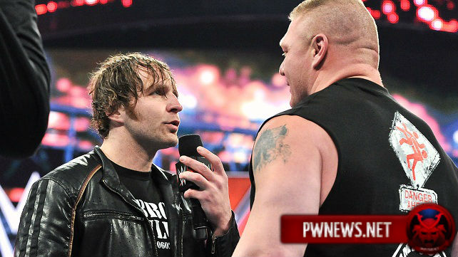 WWE подготовили другой матч для Брока Леснара на WrestleMania?