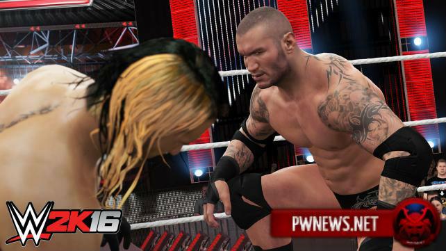Официально: WWE 2k16 совсем скоро на PC!