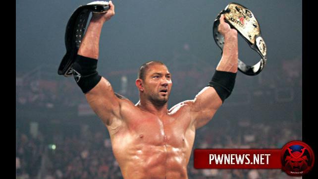 Батиста будет на WrestleMania 32?