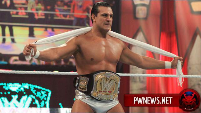 WWE хотят вернуть назад Альберто Дель Рио?