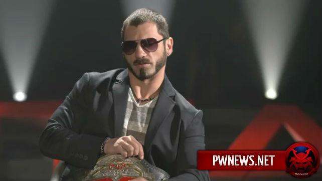 Бывший топ-чемпион TNA переходит в WWE?