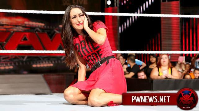 Бри Белла совсем скоро покинет WWE?