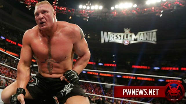 Брок Леснар проведет матч с семьей Уайатта на WM 32?