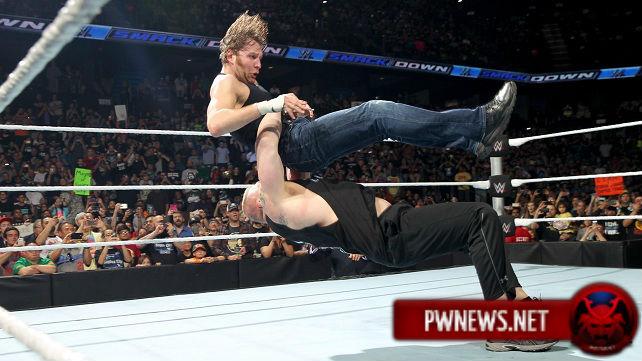 Поднялись ли рейтинги SmackDown?