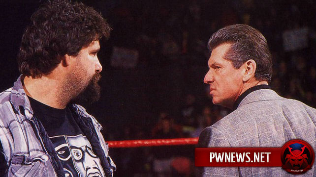 Сын Мика Фоли в WWE