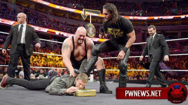 Эдж скоро совершит возвращение в WWE?