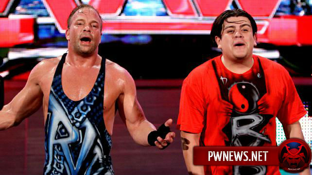 Роб Ван Дам о последнем забеге в WWE