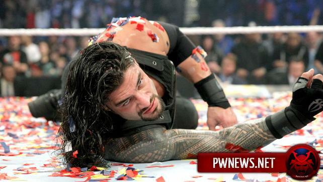 Роман Рейнс возвращается на RAW?