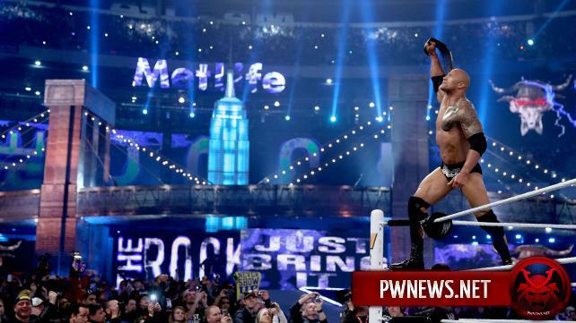 Рок дал согласие на матч на WrestleMania 32?