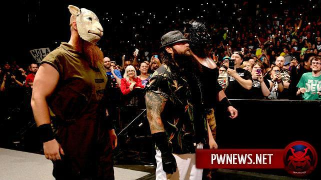 Эрик Роуэн вернулся на RAW