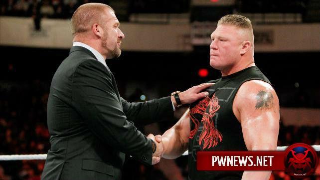 WWE работают над документальном фильме о Леснаре