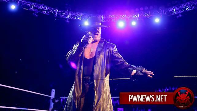 Гробовщик появится на SmackDown!