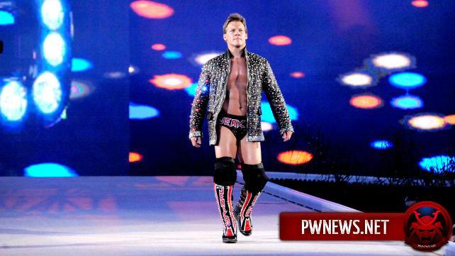 Крис Джерико временно покидает WWE