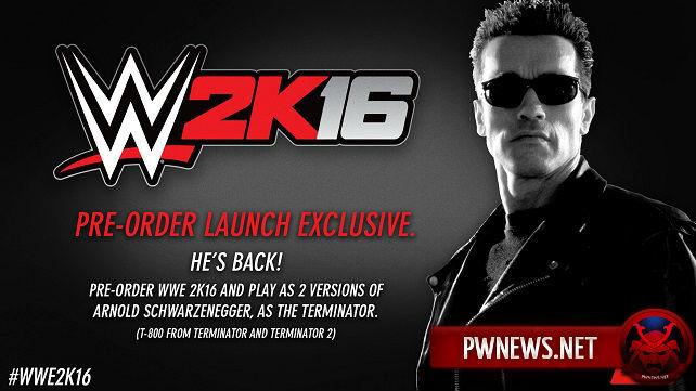 WWE 2k16 совсем скоро на PC?