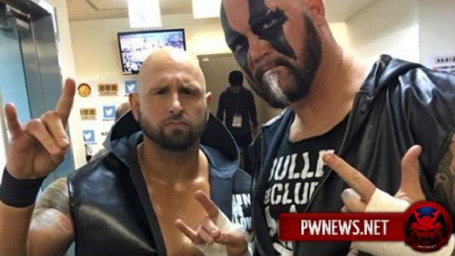 Апдейт о скором переходе двух звезд NJPW в WWE