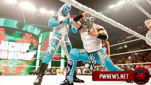 Официально: Lucha Dragons распались
