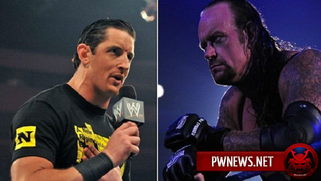 Гробовщик выступил в темном сегменте SmackDown