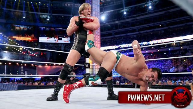 Джек Сваггер покидает WWE