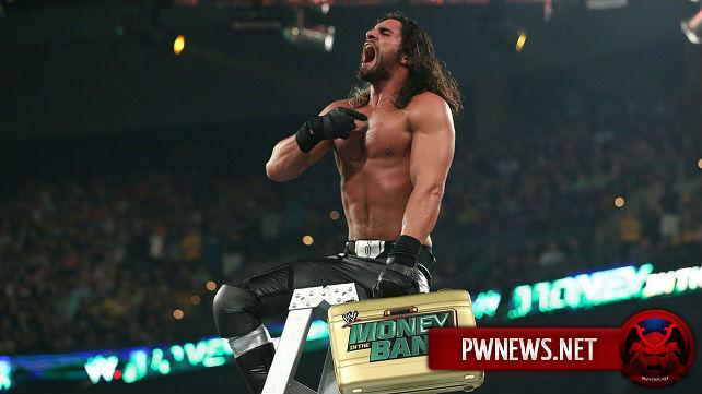 Сэт Роллинс о перелетах с кейсом MitB и титулом WWE