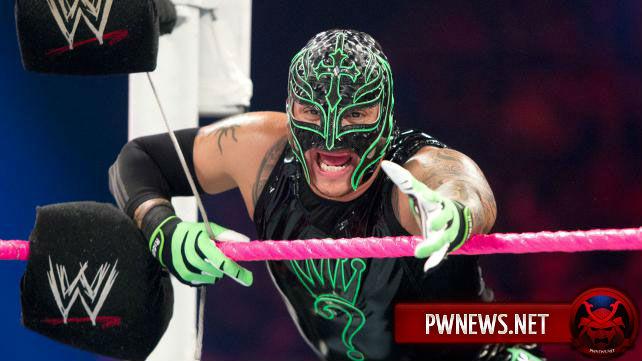 Близкие Рэя Мистерио считают что он вернется в WWE