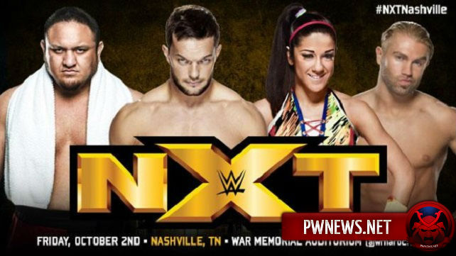 Результаты хаус-шоу NXT 02.10 (Тэннеси)