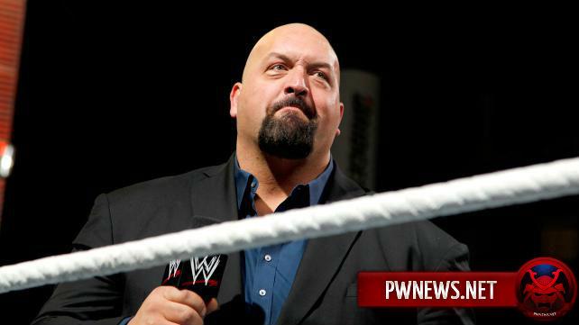 WWE перепишут сегмент с Биг Шоу?