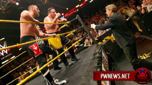 Две топ-звезды NXT скоро перейдут в основной ростер?