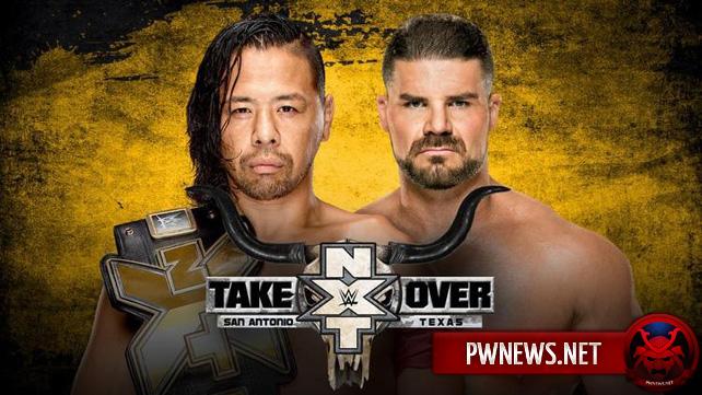 Результаты NXT TakeOver: San Antonio
