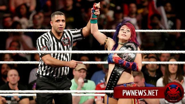 Аска официально стала самой долгоиграющей чемпионкой в мужском и женском дивизионах NXT