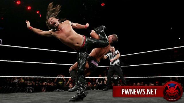Свежие вести о статусе Шинске Накамуры в NXT