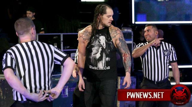 Закулисные новости о планах для Бэйрона Корбина на WrestleMania 33 (потенциальный спойлер)