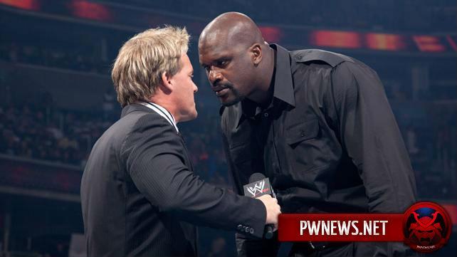 Шакил О'Нил отказывается от матча на WrestleMania 33?