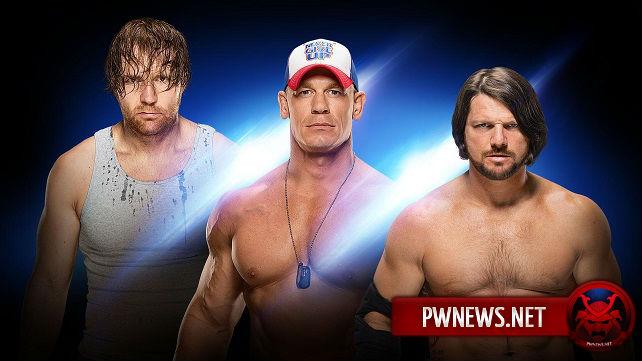 Результаты хаус-шоу SmackDown Live (Атланта, Джорджия)