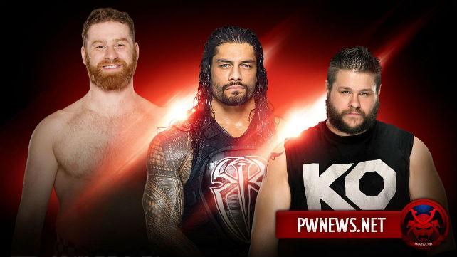 Результаты хаус-шоу Raw 25.03.2017 (Портленд) – обзор мероприятия