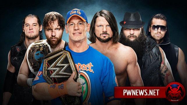 Кто вышел чемпионом WWE из Elimination Chamber?! (спойлер)
