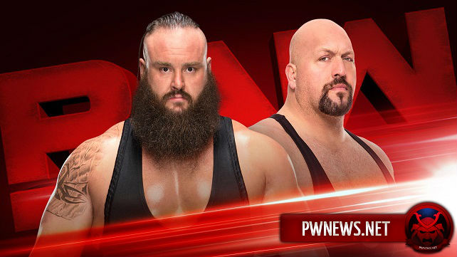 Превью к Monday Night RAW 20.02.2017