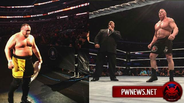 Результаты хаус-шоу Raw 17.02.2017 (Даллас) – Брок Леснар уничтожает джобберов, Браун Строуман в мэйн-ивенте