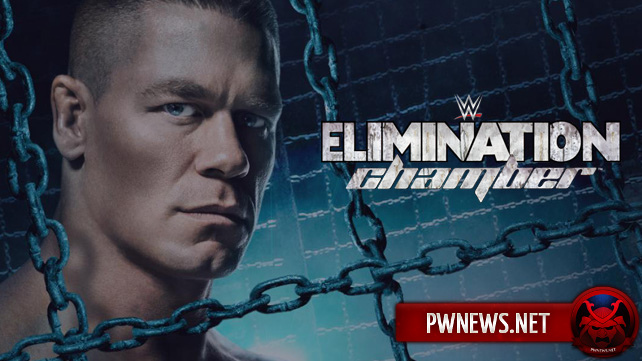 Важное событие на Elimination Chamber (спойлер)