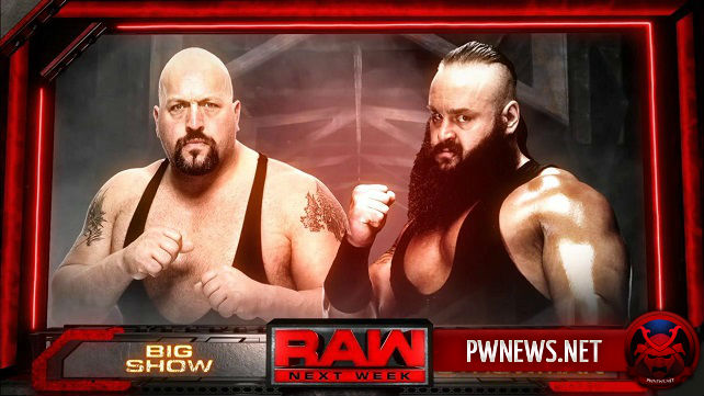 «Большой» матч назначен на следующее Raw, об участи Самоа Джо на Fastlane