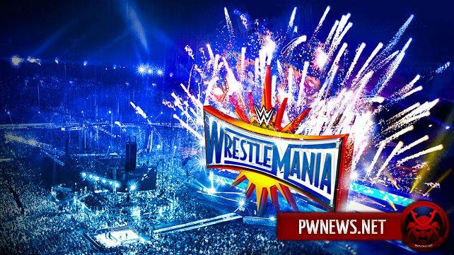 На WrestleMania 33 назначен матч за чемпионство WWE; Обновленный кард к Wrestlemania 33