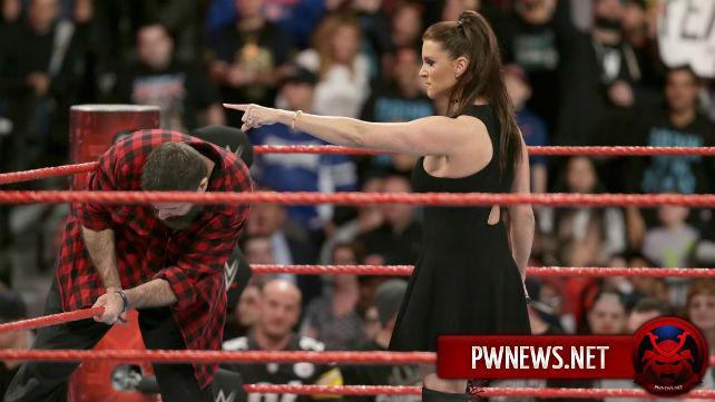 О будущем Мика Фоли в WWE