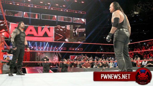 WWE тизерят появление Гробовщика на предстоящем Raw
