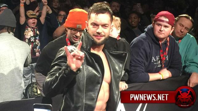 Арест во время хаус-шоу WWE в Буффало; Финн Бэлор появится на предстоящем Raw?