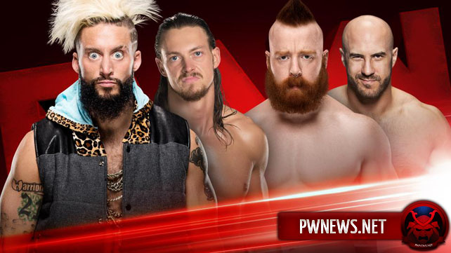 Превью к Monday Night RAW 13.03.2017