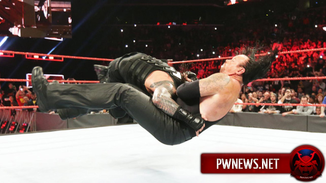 WWE Monday Night RAW 20.03.2017
