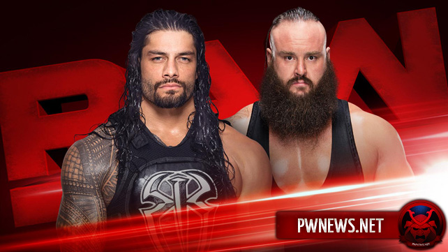 Превью к WWE Monday Night RAW 20.03.2017