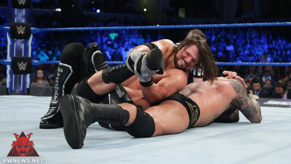 WWE SmackDown Live 07.03.2017